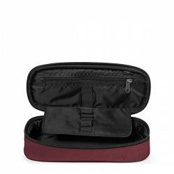 PIÓRNIK EASTPAK Oval Single Crafty Wine EK71723S
