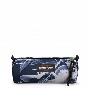 PIÓRNIK EASTPAK BENCHMARK Single Navy Ray EK37297P