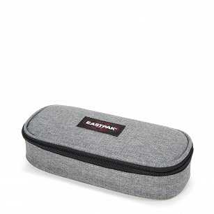 Piórnik EASTPAK Oval Sunday Grey EK717363