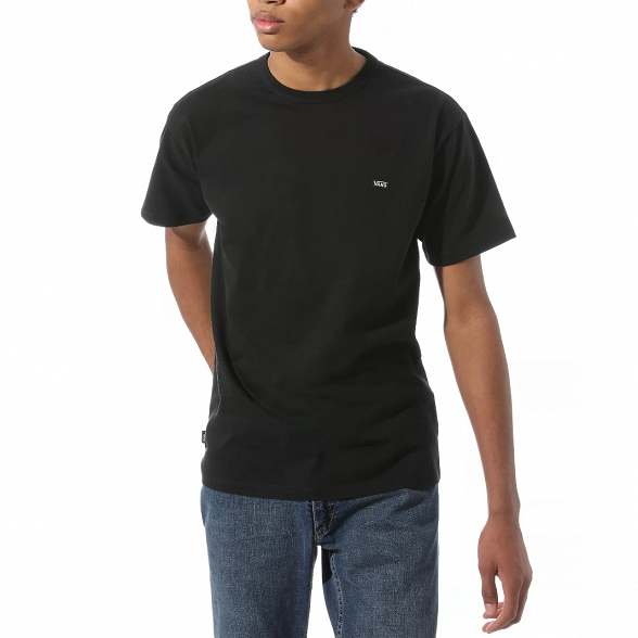 Koszulka T-shirt Off The Wall Clas Black Vans VN0A49R7BLK1