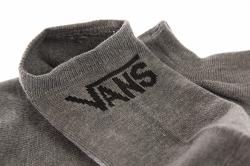 U VANS CLASSIC KICK (6.5 HEATHER GREY