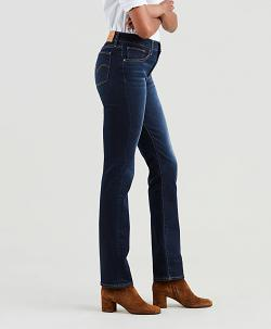 SPODNIE DAMSKIE LEVI`S® 724™ HIGH RISE STRAIGHT JEANS NEXT EPISODE 18883-0009